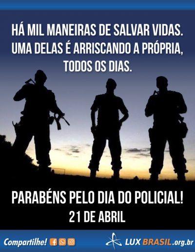 dia do policial
