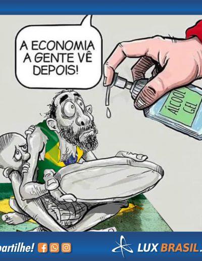 economia ve depois