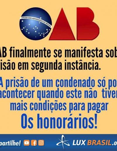 oab honorarios