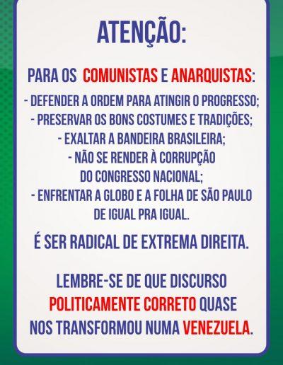 para os comunistas e anarquistas 2