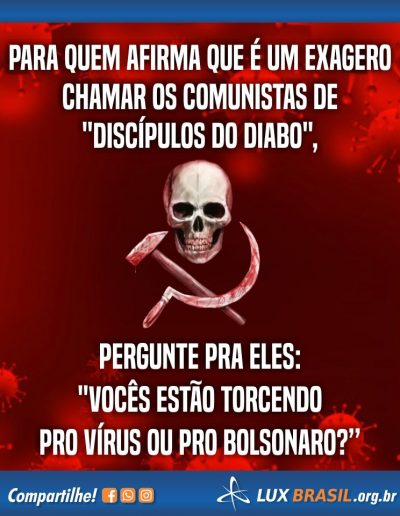 virus ou bolsonaro